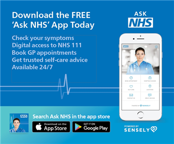 Ask NHS App image