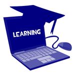 e-learning icon image